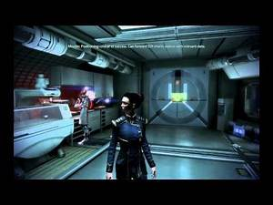 Joker asking Mordin for sex advice - Mass Effect 3