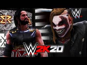 WWE 2K20 BRAY WYATT vs SETH ROLLINS ( HELL IN A CELL ) New Gameplay