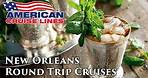 New Orleans Round Trip Mississippi River Cruises with American Cruise Lines - Teaser