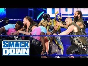 The Forgotten Sons shake up SmackDown: SmackDown, April 24, 2020