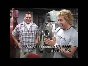 ROH Promo Outtake/Blooper with Kenny Omega & Colt Cabana