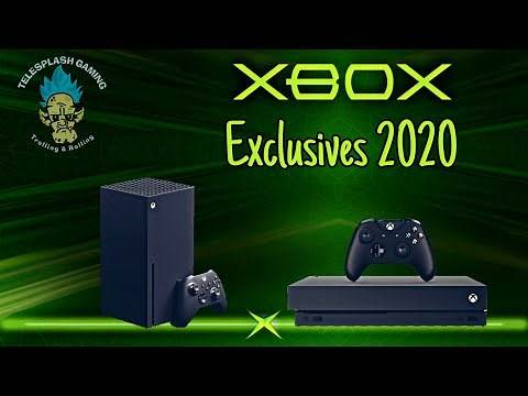 Xbox Exclusives 2020 | Upcoming Xbox One and Series X Games