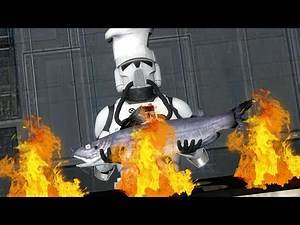 I Burned Down The Venator By Learning How To Cook - Gmod Star Wars RP