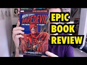 Daredevil Epic Volume 2 (Marvel) Book Review