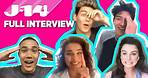 Nickelodeon's Power Rangers Dino Fury Cast Talks New Show and More   Full Interview