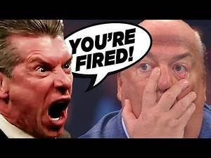 Paul Heyman FIRED From WWE Creative!