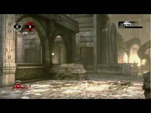 Gears Of War 3: GUIDE - Get Two for One FAST- the Explosive and the Headshot ONYX Medals