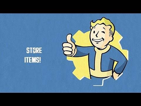 Fallout 4: How to Store Items