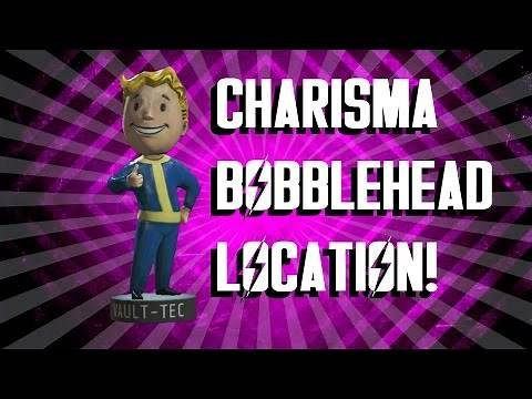 Fallout 4 - Charisma Bobblehead Location Guide
