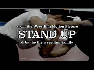 Stand Up (Wrestling Documentary) - Can't Keep Me Down - Music Video