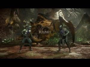 Mortal Kombat 11 - Harry Potter Easter Egg