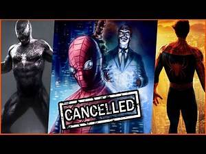 Every Canceled Spider-Man Film & Why it Was Canceled