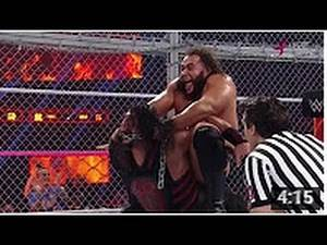 Roman Reigns, vs Rusev Hell, in Cell 2016 Highlights 2017 hd,