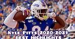 Kyle Pitts 2020-2021 Best Highlights (DRAFT HYPE) ᴴᴰ