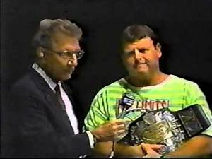 Jerry Lawler and Bam Bam Bigelow interviews