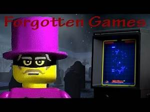 Forgotten Games - LEGO Stunt Rally & Drome Racers