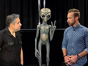 A List That Proves Aliens Are Real – Kind Of