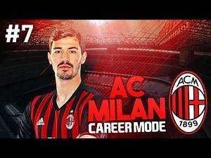DO WE NEED A NEW STRIKER?! AC MILAN CAREER MODE #7 (FIFA 17)
