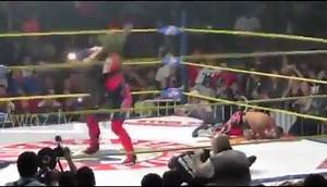 Wrestler died during match in Mexico