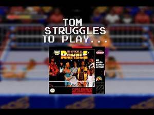 Tom Struggles To Play WWF ROYAL RUMBLE (SNES) (Live Gameplay Stream)