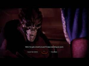 Mass Effect 2 Samara The Ardat-Yakshi part 3/4 The Club and Morinth is Caught Mission Complete