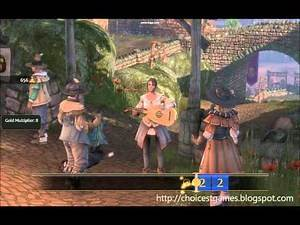 Fable III - Minigames and NPC Interactions