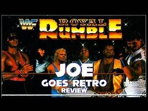 WWF Royal Rumble (SNES/Genesis) Review - Joe Goes Retro