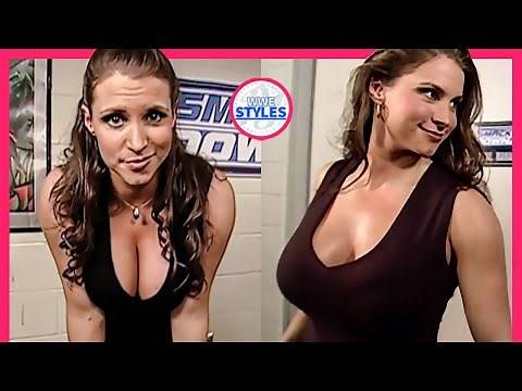 WWE Stephanie McMahon Hot Compilation ❤️🔥🔥