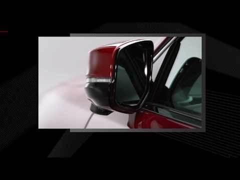 Acura - TLX - Folding Mirrors