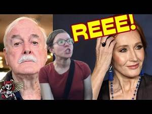 Outrage As John Cleese Defends JK Rowling