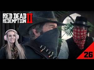 Urban Pleasures - Red Dead Redemption 2: Pt. 26 - Blind Play Through - LiteWeight Gaming