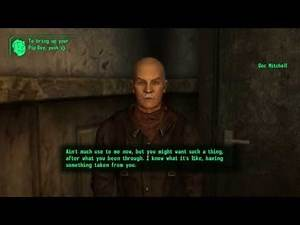 Fallout: New Vegas Let's Play Part 1 Character Creation