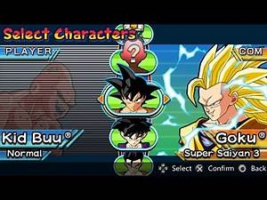 Best settings for Psp game Dragon_Ball_Z_Shin_Budokai_ with gameplay of 1st stage On ppsspp