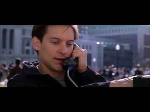 Peter Parker Ghosts Tobey Maguire