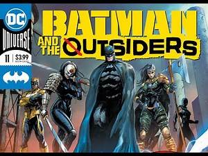 Batman and The Outsiders #11 Review