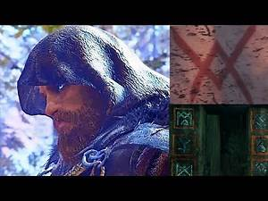 God Of War Theory- These Runes PROVE Thor's end in God of War 5!
