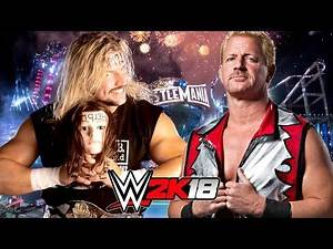 WWE 2K18 | AL SNOW vs JEFF JARRETT