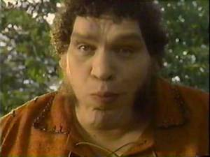 1980s - Andre The Giant Honeycomb Ceral Commercial