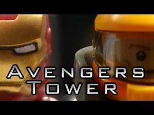 LEGO Avengers Tower: Invasion