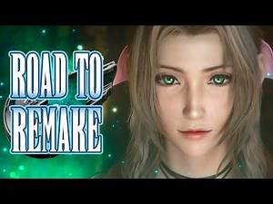 The 16 Year Journey to Final Fantasy VII Remake