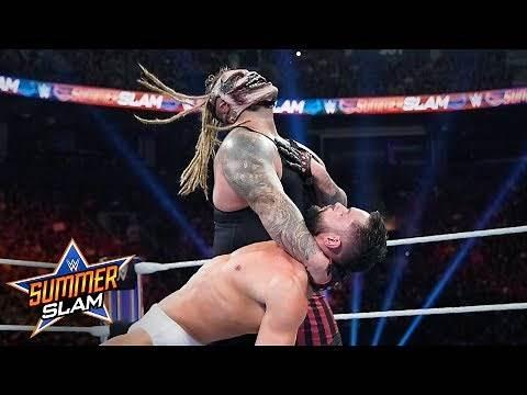 The Fiend overpowers Finn Bálor: SummerSlam 2019 (WWE Network Exclusive)