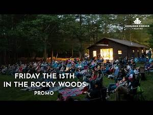 Friday the 13th in the Rocky Woods | Promo [HD] | Coolidge Corner Theatre