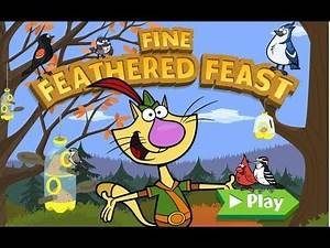 Game Fine Feathered Feast - New game Kids