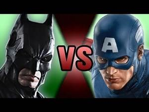 Batman vs. Captain America