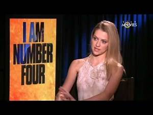 STAR Movies VIP Access: I Am Number Four - Teresa Palmer (Part 1/2)