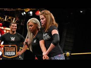 Sara auf der Suche nach einem Finisher: WWE Tough Enough – 18. August 2015