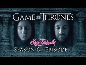 Game of Thrones Season 6: Recap #1 - The Red Woman