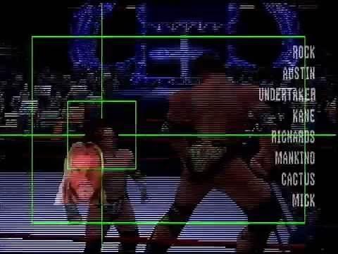 WWF No Mercy Intro (N64/Hardware)