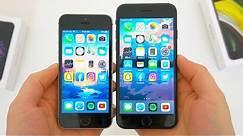 iPhone SE 2020 vs. Original iPhone SE 2016 Comparison!