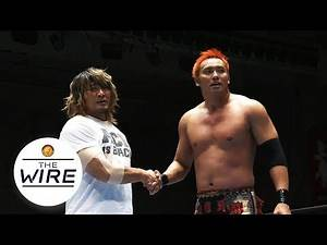 The Wire: Are Okada and Tanahashi forming an alliance?